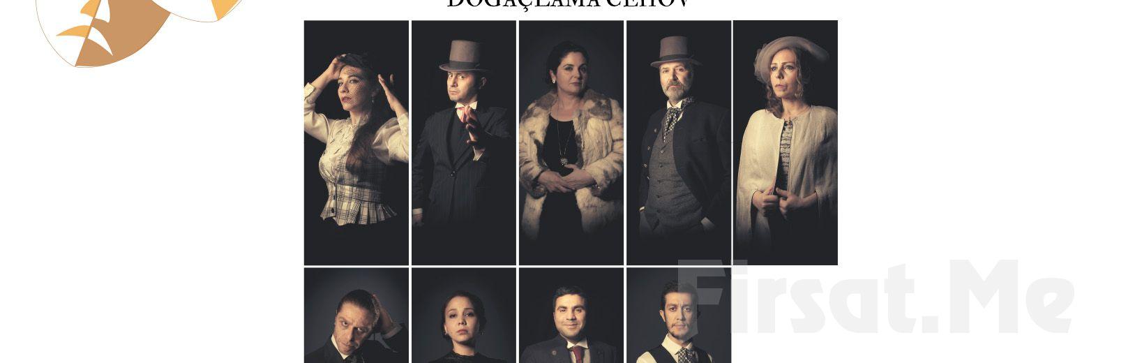 Çehovyen Bir Proje 'Olay Rusya'da Geçiyor' Tiyatro Bileti