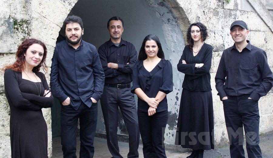 Halk Müziğinin Sevilen İsimlerinden 'Grup Abdal' Konser Bileti!