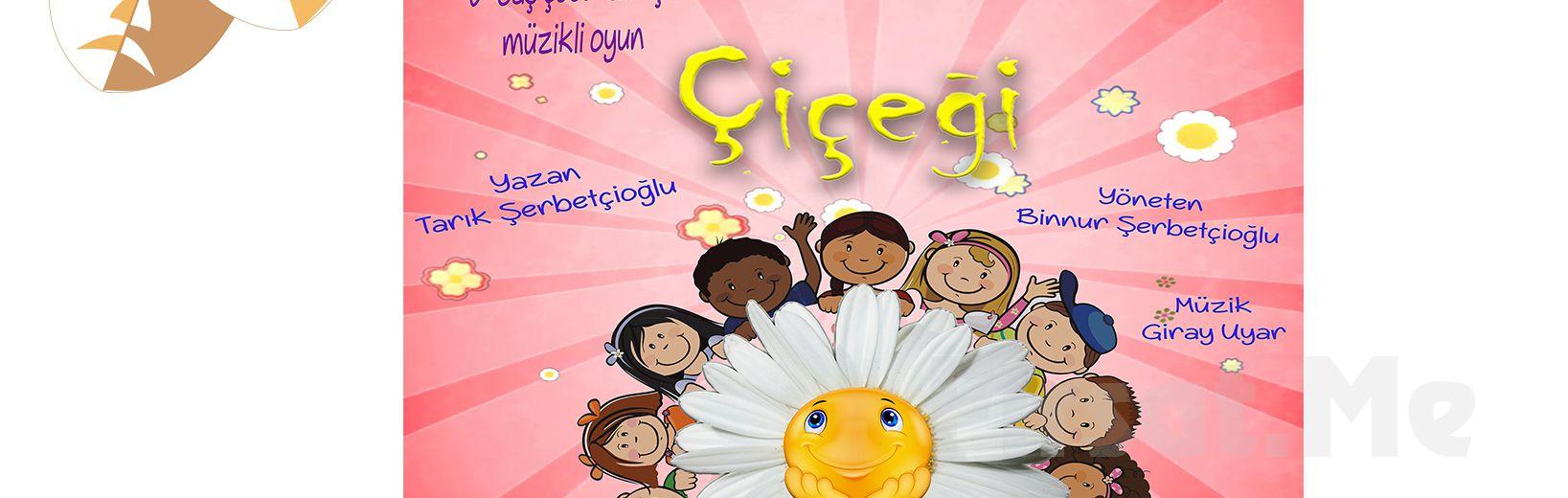 Yeni Doğan Kardeş Kıskançlığı Konulu 'Mutluluk Çiçeği' Müzikli Çocuk Tiyatro Oyun Bileti