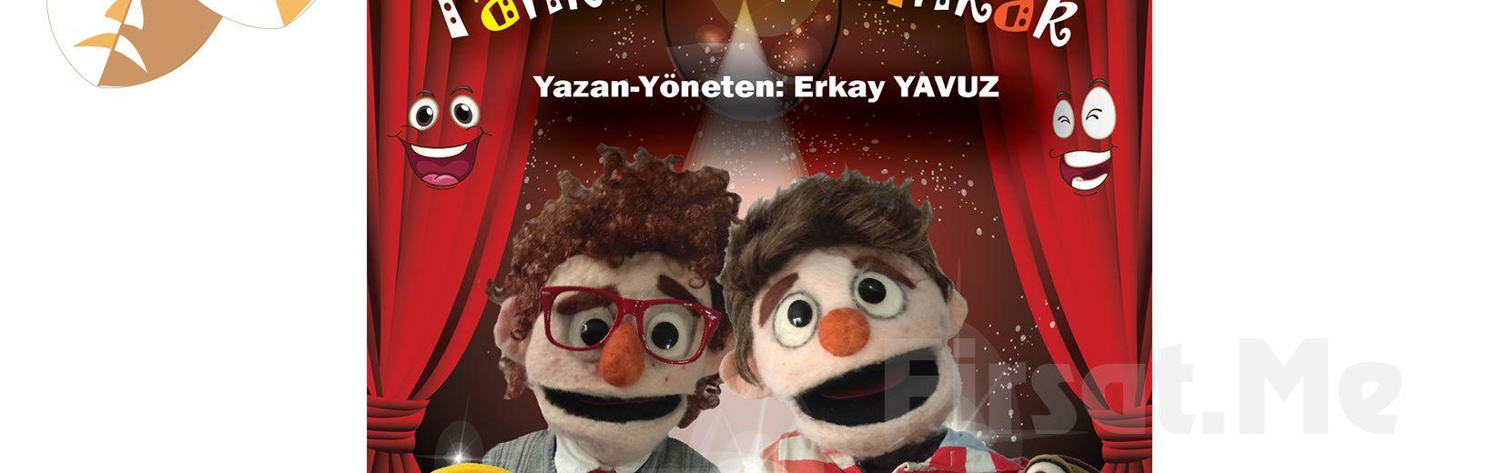 Doğru Arkadaş Seçimine Dair 'Tankuk ile Minkak' Müzikli Çocuk Tiyatro Oyun Bileti