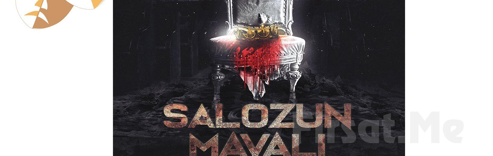 Sömürgecilik ve Zulüm Konulu 'Salozun Mavalı' Tiyatro Oyunu Bileti