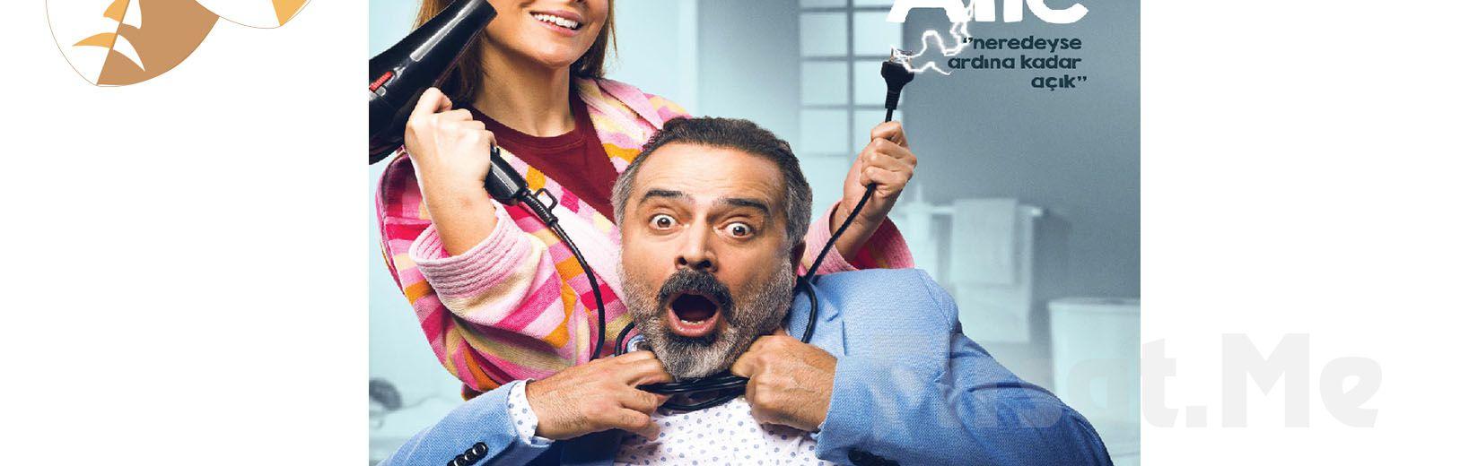 Aldatma-Aldatılma Sorunu Üzerine Muhteşem Bir Komedi 'Açık Aile' Tiyatro Oyunu Bileti