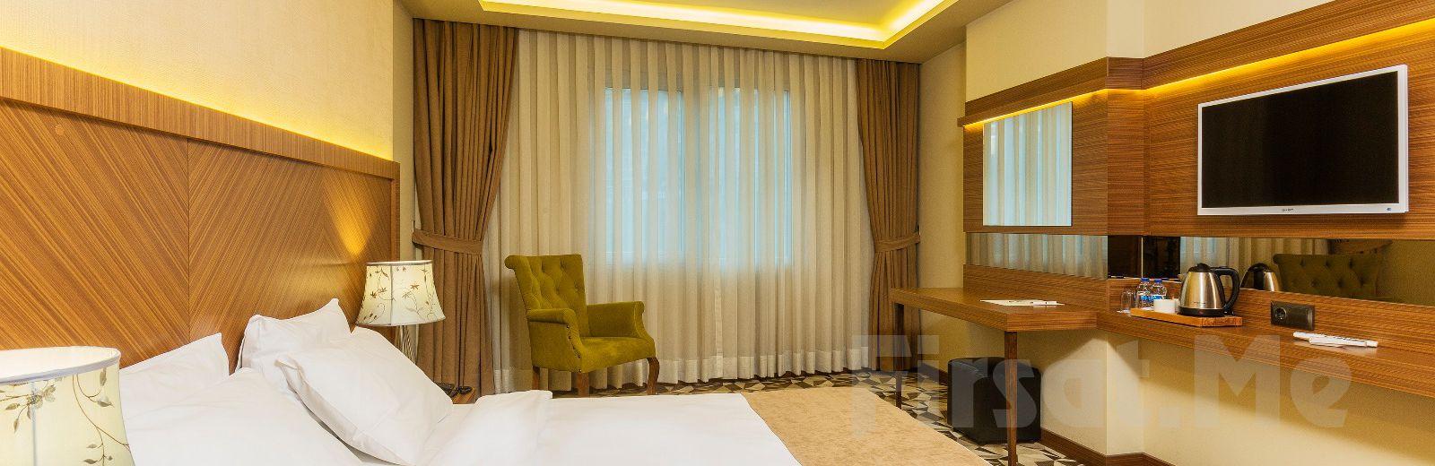 Taksim Time Hotel İstanbul'da 2 Kişilik Konaklama, SPA Merkezi Kullanımı ve Açık Büfe Kahvaltı Seçenekleri