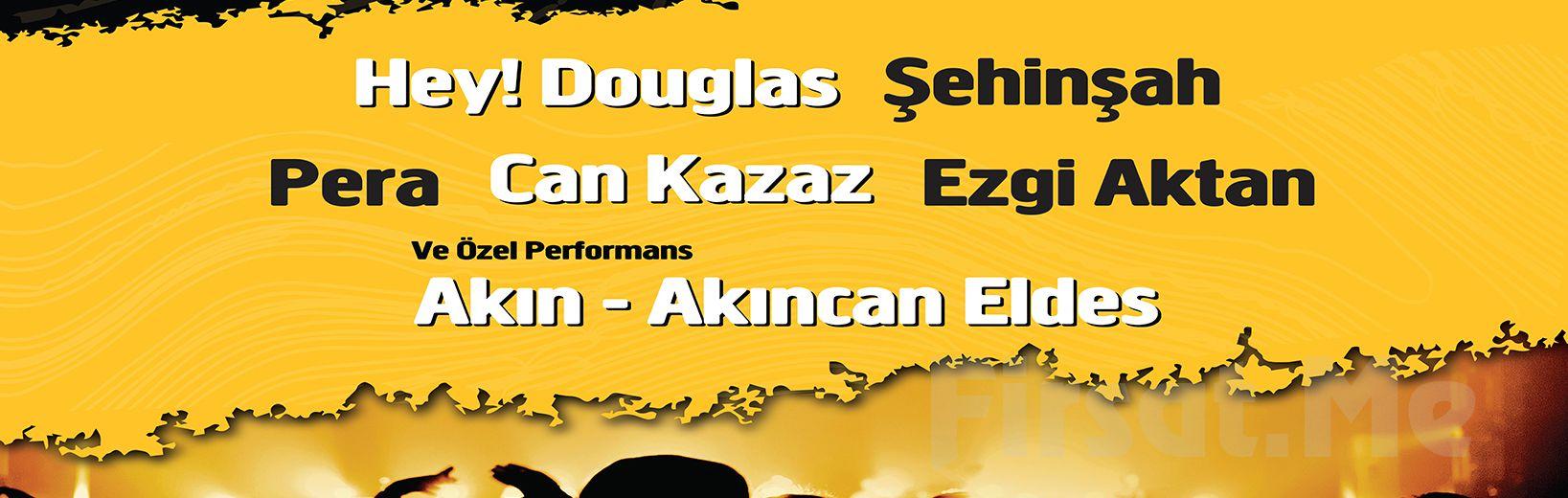IF Performance Hall Beşiktaş'ta 24 Nisan'da Tolga Akyıldız'la %100 Açık Sahne Konser Bileti