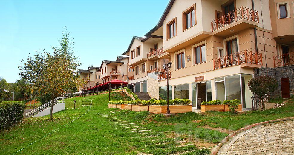 Park Hote Polonezköy'de Spa Kullanımı ve Kahvaltı Dahil 2 Kişilik Konaklama Seçenekleri