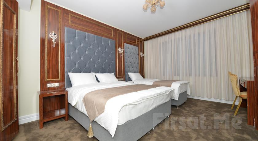 Büyükçekmece Sahra Hotel Airport'da Kahvaltı Dahil 2 Kişi 1 Gece Konaklama Ayrıcalığı