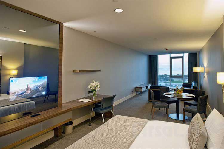 Maltepe Cevahir Hotel Asia'da Şehir veya Deniz Manzaralı Odalarda Konaklama Seçenekleri