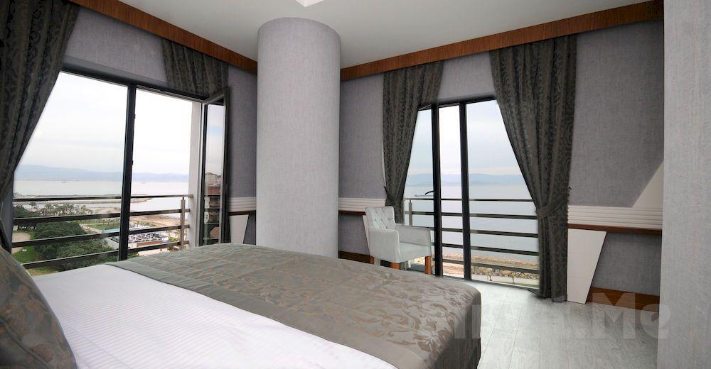 Beklentilerinizin Ötesinde Bir Tatil Elite Hotel Darıca Spa Convertion'da Şehir ve Deniz Manzaralı Odalarda Konaklama Seçenekleri