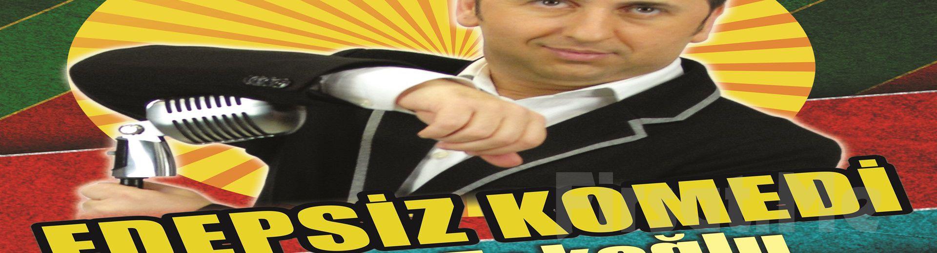 Metin Zakoğlu'ndan Nefessiz Güleceğiniz 'Edepsiz Komedi' Tiyatro Oyunu Bileti