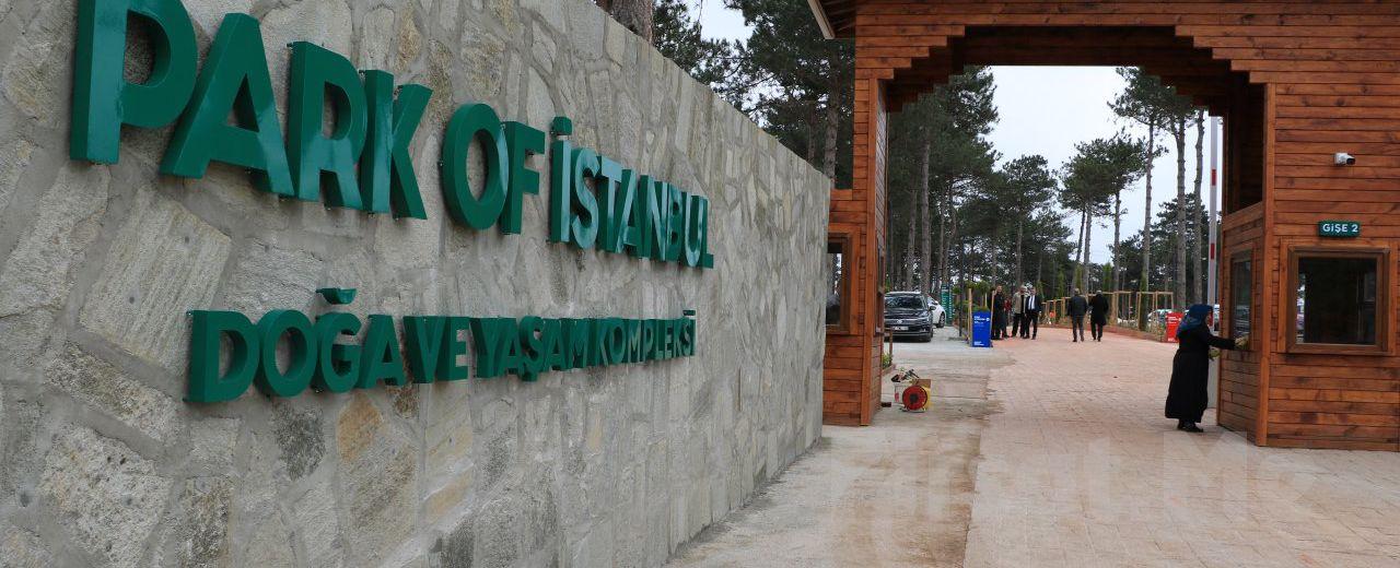 Park Of İstanbul Çekmeköy'de Eğlence Dolu Gün İçin Hayvanat Bahçesi, Piknik ve Macera Park Giriş Bileti (1 Haziran'da Açıldı)