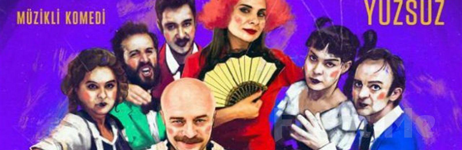Emrah Eren'in Yenilikçi Yorumuyla Moliere'in Muhteşem Eseri 'Tartuffe' Tiyatro Oyunu Bileti