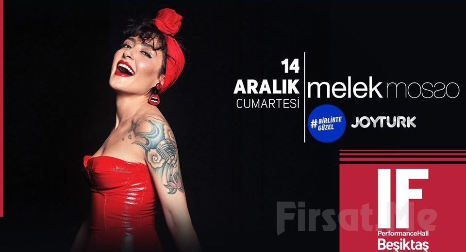 IF Performance Hall Beşiktaş'ta 14 Aralık'ta Melek Mosso Konser Bileti