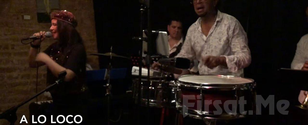 Hayal Kahvesi Emaar Square'da A Lo Loco Latin Jazz Band Konser Bileti