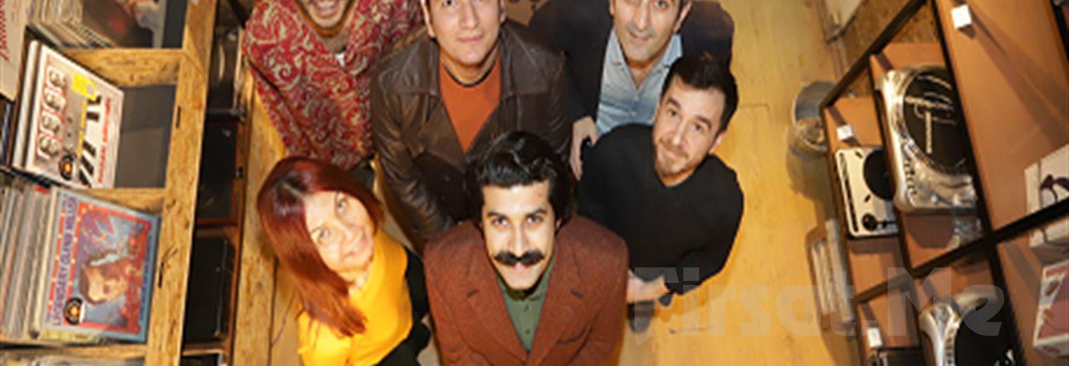 Akasya Kültür Sanat'ta 24 Ocak'ta 'İstanbul Kainat Radyosu' Konser Bileti