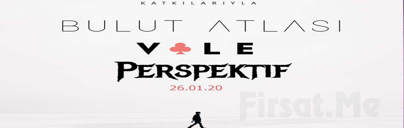 Hayal Kahvesi Emaar'da 'Bulut Atlası ile Alternatif Rock' Konser Bileti