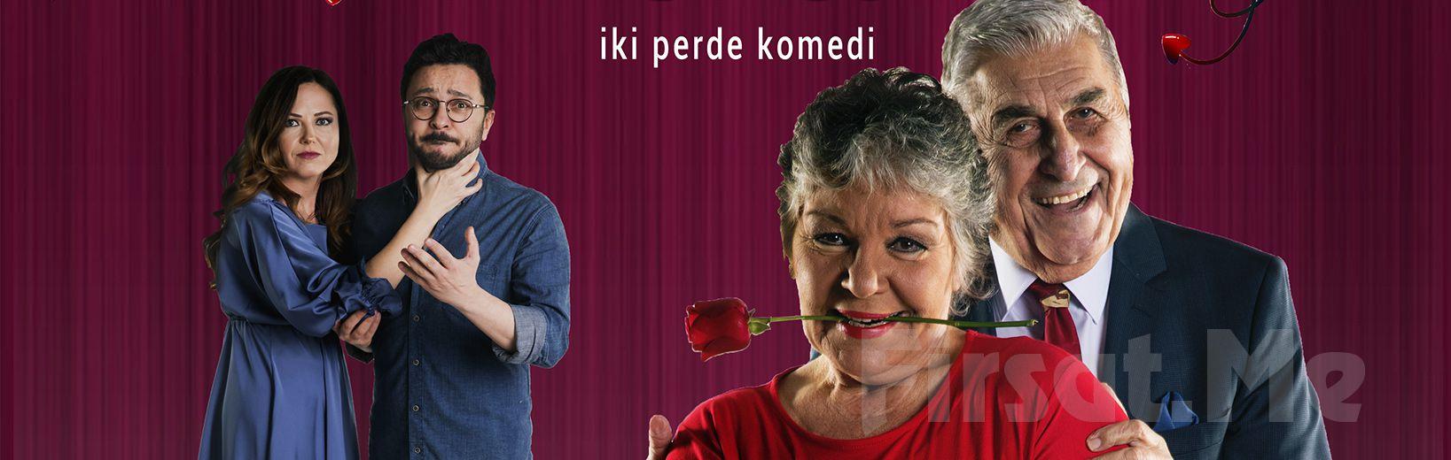 Cihat Tamer ve Usta Oyuncu Kadrosundan 'İkinci Bahar' Tiyatro Oyun Bileti
