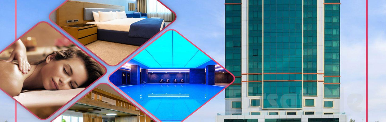 La Quinta by Wyndham İstanbul Güneşli Hotel'de 2 Kişilik Masaj Dahil Romantik Tatil Paketleri