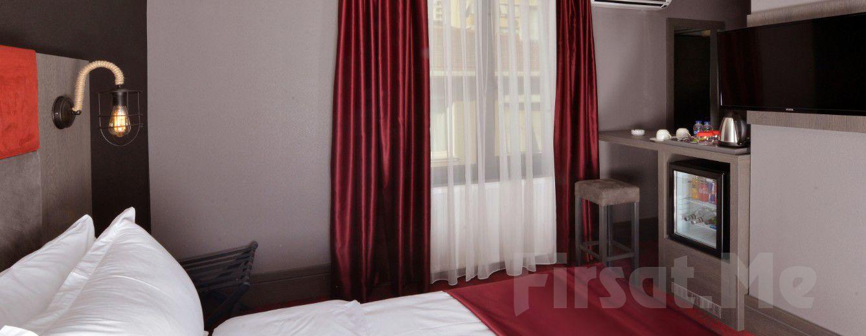 Ataşehir A11 Hotel'de 2 Kişilik Kahvaltı Dahil Konaklama Seçenekleri