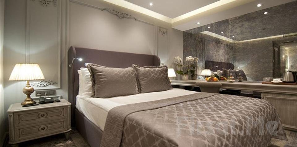 Nupelda Bosphorus Hotel Harbiye'de 2 Kişilik Konaklama Keyfi