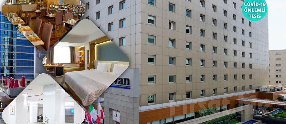 Divan İstanbul City Hotel'de 2 Kişilik Konaklama Seçenekleri