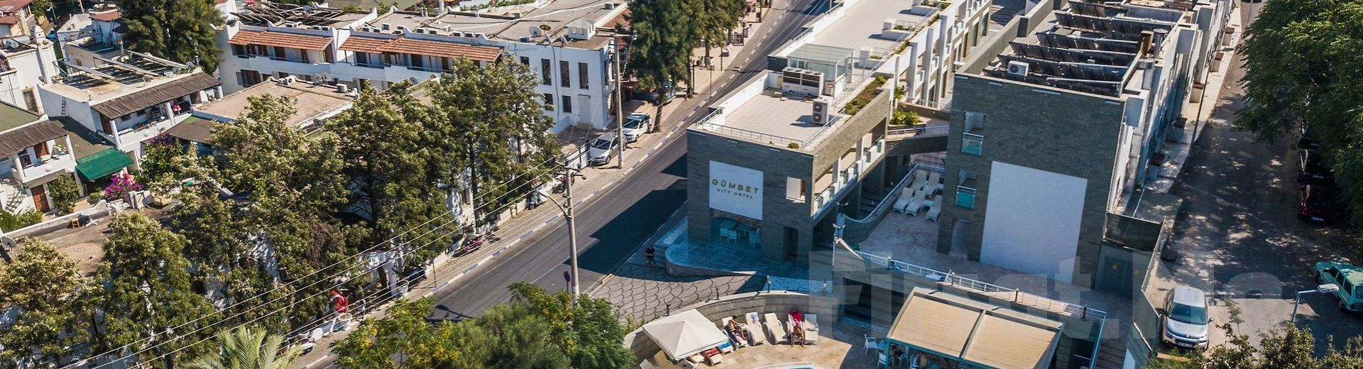 Gümbet City Hotel Bodrum'da Her Şey Dahil Konaklama