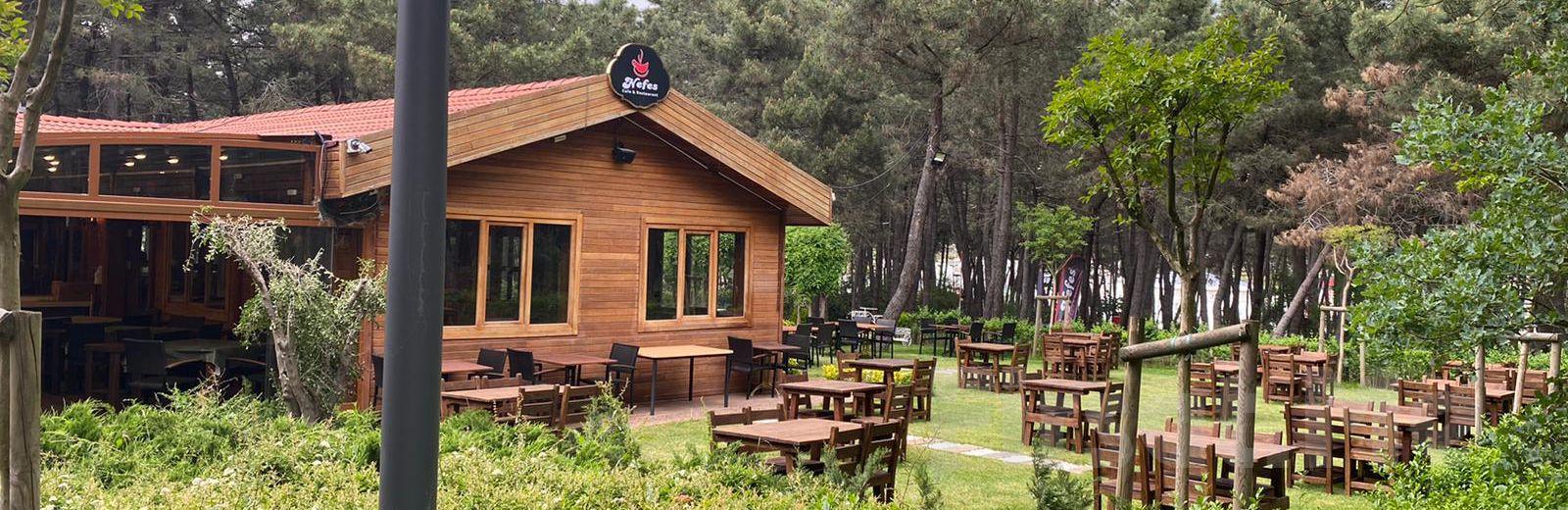 Samandra Nefes Cafe ve Restaurant Sancaktepe'de Kahvaltı Tabağı ve Serpme Kahvaltı Keyfi