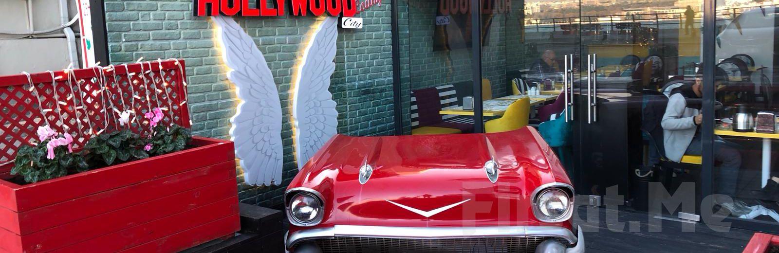 Hollywood City Lounge Üsküdar'da Leziz Balık Menü