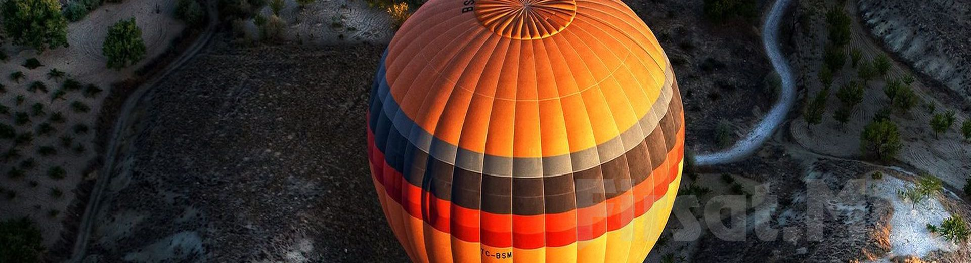1 Saatlik Kapadokya Balon Turunu 850 TL Yerine 449 TL'ye Almanızı Sağlayacak İndirim Kuponu