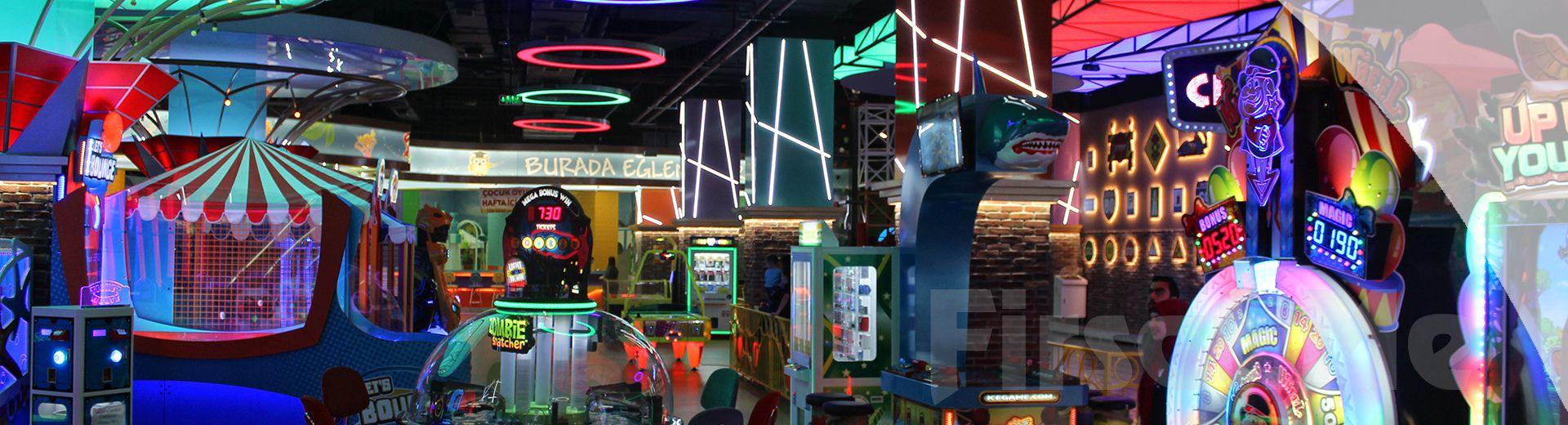 JoyPark Şubelerinde Geçerli Oyun Kartları