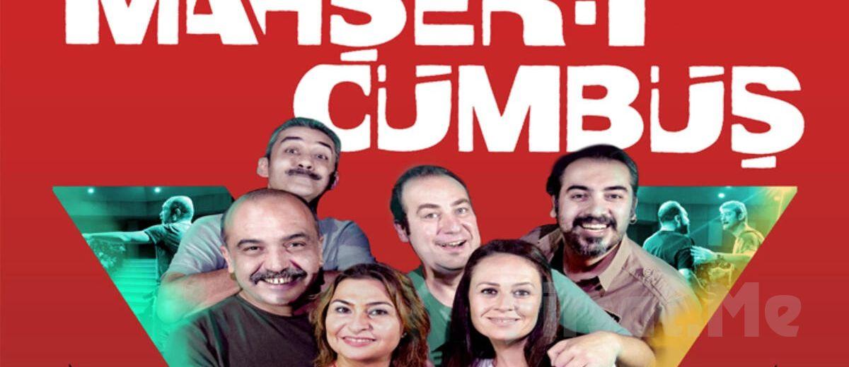 'Mahşer-i Cümbüş' Modern Doğaçlama Tiyatro Bileti