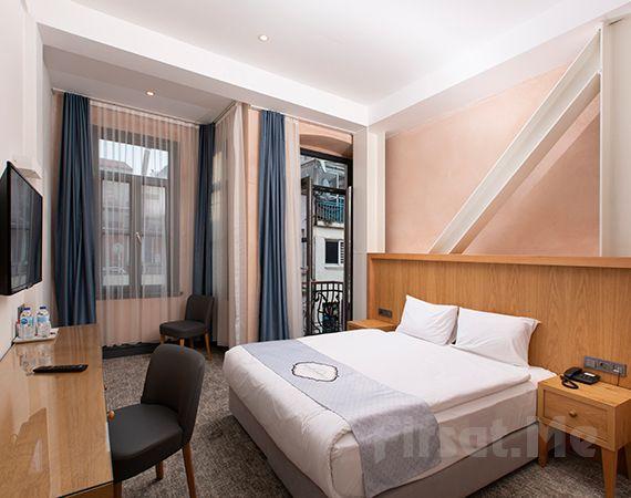 Premist Hotels Taksim'de 2 Kişilik Konaklama Seçenekleri