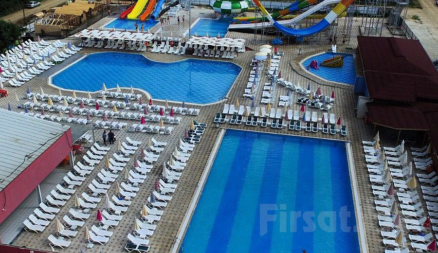 Tekirdağ'ın En Eğlenceli Su Parkı Trend Aqua Park'ta Tüm Gün Aquapark
