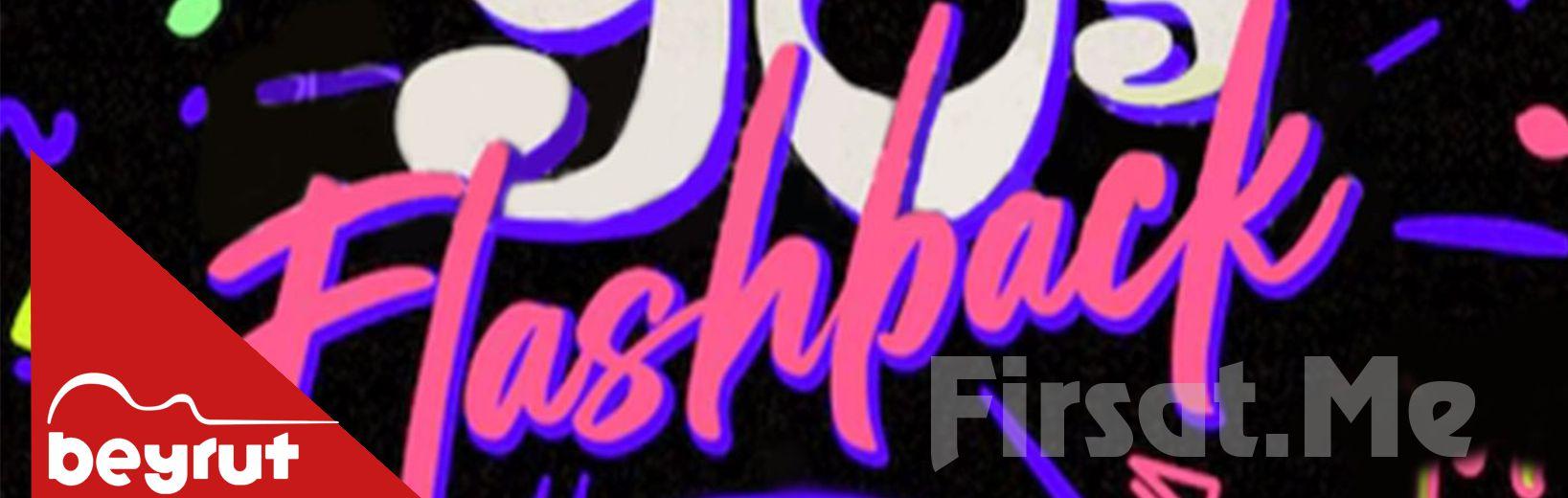 Beyrut Performance Kartal Sahne'de 'Flashback 90'lar Türkçe Pop Gecesi' Konser Bileti