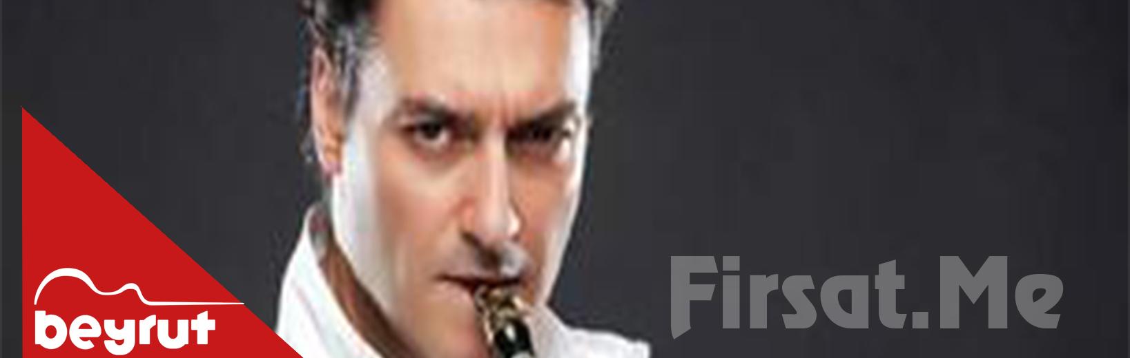 Beyrut Performance Kartal Sahne'de 5 Kasım'da 'Tayfun' Konser Bileti