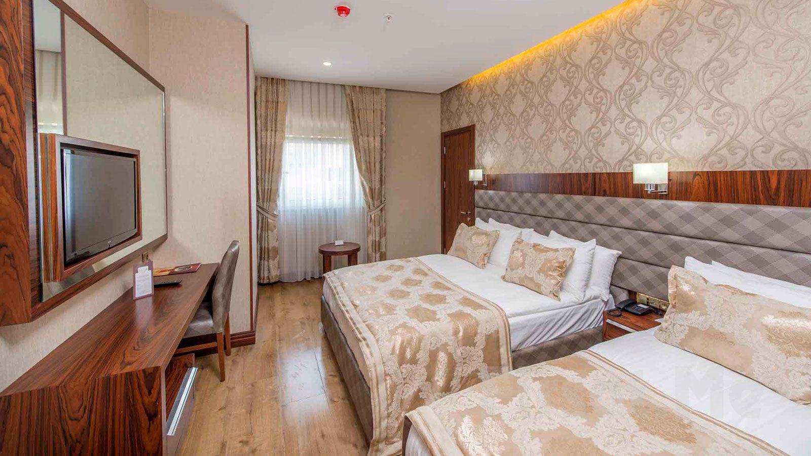 Yenibosna midmar deluxe hotel de standart odalarda for Midmar deluxe hotel