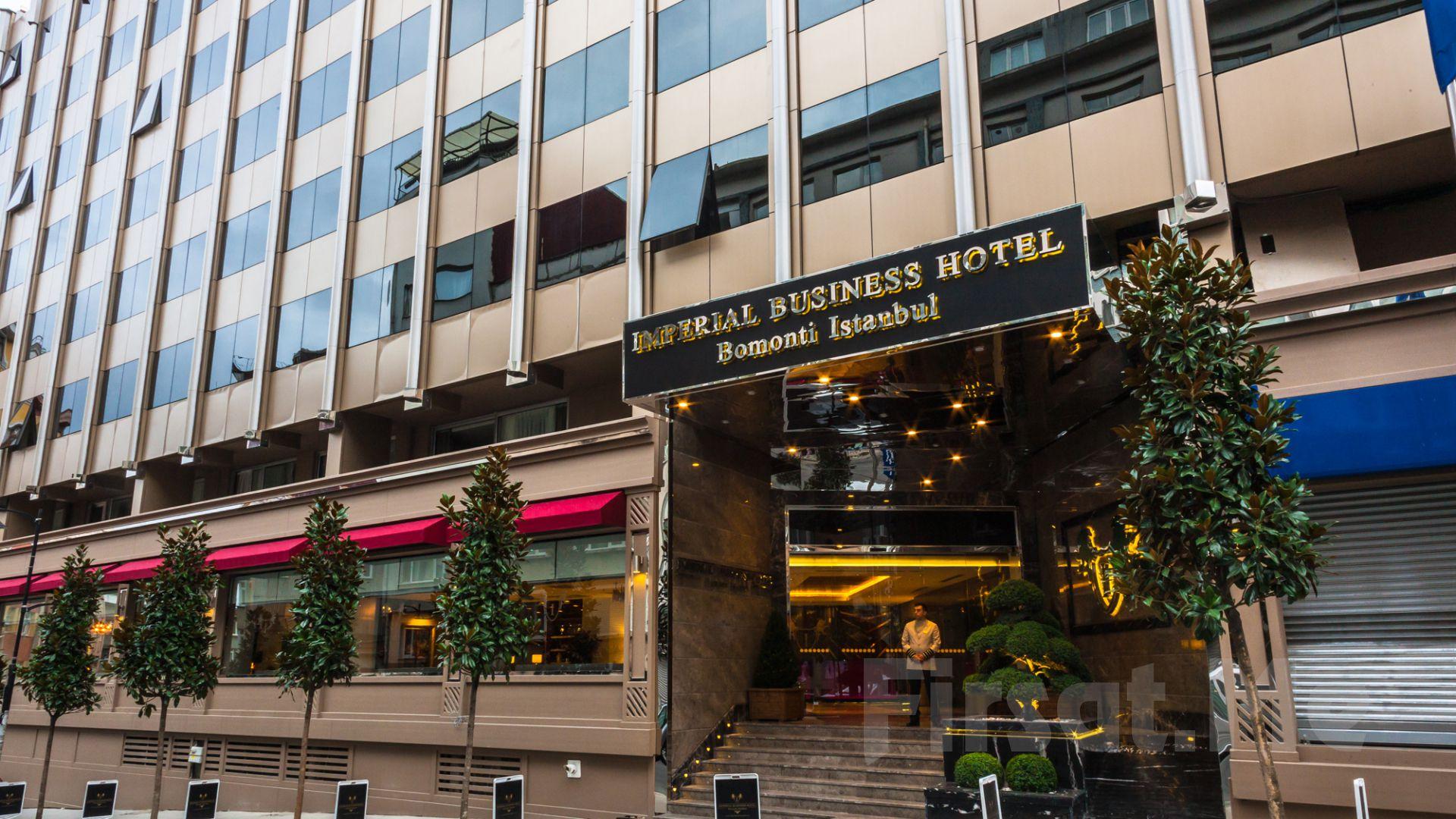 I li mercure hotel bomonti hormony spa da profesyonel for Big box hotel bomonti
