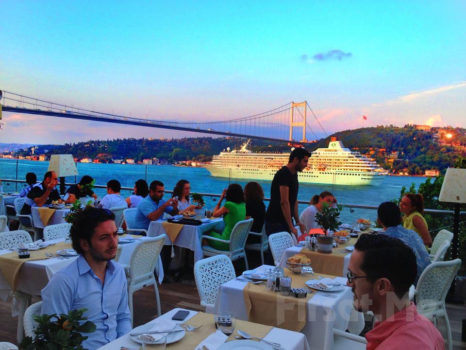 Rumeli hisar pruva restaurant ta bo az a kar canl for Terrace 33 makati menu