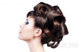 Mecidiyeköy Fashion Club Güzellik Enstitüsü'nde, M.A.C, Make-up Ürünleri İle Profesyonel Makyaj, Topuz