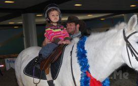 Sarıyer Atlıtur'dan At Üstünde Doğum Günü Etkinliği, Lonj Sahasında At Binme, İkramlar