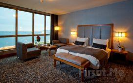 Muhteşem Deniz Manzaralı 5* The Green Park Pendik Otel'de 2 Kişi 1 Gece Konaklama, Kahvaltı, Spa Fırsatı