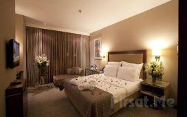 Divan Ankara Otel'in Şık ve Modern Odalarında 2 Kişi 1 Gece Konaklama Keyfi !