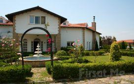 Silivri Erkanlı Country Resort SPA ve Riding Club'de 2 Kişi 1 Gece Konaklama + Kahvaltı + SPA + Kapalı Havuz Fırsatı!