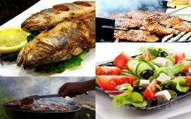Ağva Sardunya Restaurant'ta Balık, Tavuk ve Köfte Menülerinin Lezzetli Mezelerle Bir Araya Geldiği Enfes Yemek Ziyafeti