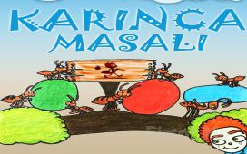 1001 Sanat'tan KARINCA MASALI Çocuk Tiyatro Oyunu!