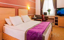 Midas Hotel Ankara'da 2 Kişi 1 Gece Konaklama ve Keyfi