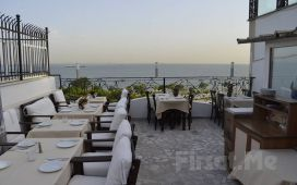 Deniz Manzaralı Sultanahmet Marbella Cafe Restaurant'ta Balık veya Izgara Menüleri!