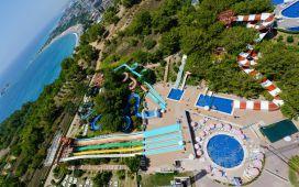 Alanya Water Planet Aquapark'ta, Aquapark Girişi + Açık Büfe Fast Food + Sınırsız Soft İçecek Fırsatı!