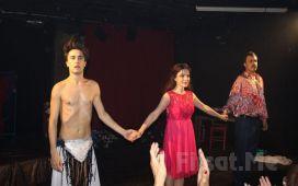 Bo Sahne Cihangir'de ''SON ZENNE'' Adlı Tiyatro Oyunu!