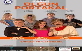 """Tiyatroname Esatgil Oyuncuları'ndan """"OLGUN PORTAKAL"""" Komedi Oyunu!"""