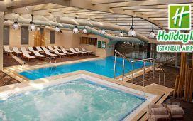 5 Yıldızlı Holiday Inn İstanbul Airport Mandala Spa'da Kapalı Havuz Üyeliği